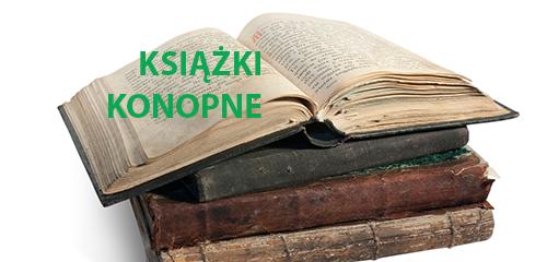 Książki o konopiach polecane przez nas